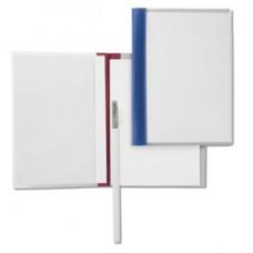 Cartelline ad aghi - Capri 66 - 21 x 29,7 cm - rosso - Sei Rota - conf. 5 pezzi