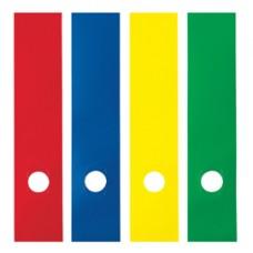 Copridorso CDR P - PVC adesivo - rosso - 7 x 34,5 cm - Sei Rota - conf. 10 pezzi