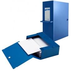 Scatola archivio Big - con maniglia - dorso 12 cm - 25 x 35 cm - blu - Sei Rota