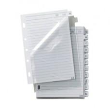 Rubrica A/Z Telex 3 e Combi 2000 - 15 x 21 cm - Sei rota