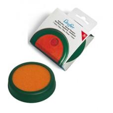 Bagnadita con spugna LAufer - diametro 10,5 cm - verde - Lebez