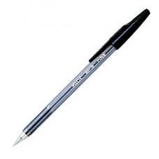 Penna a sfera BP S - punta fine 0,7 mm - nero - Pilot