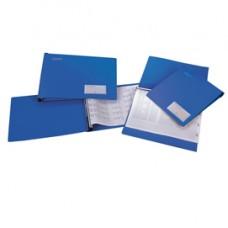 Portatabulati ad aghi Mec Data - 12''x37 cm - azzurro - King Mec