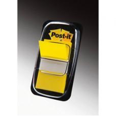 Segnapagina Post it  Index Medium - 25,4x43,2 mm - giallo - Post it  - conf. 50 pezzi