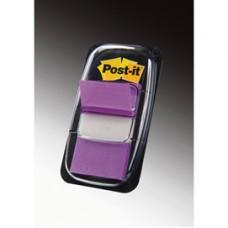 Segnapagina Post it  Index Medium - 25,4x43,2 mm - porpora - Post it  - conf. 50 pezzi