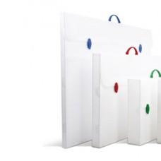 Valigetta polionda 08 - PPL - 45x53cm - dorso 6cm - per portaparallelografo - Balmar 2000