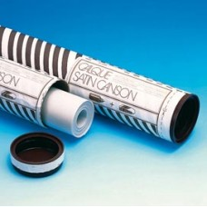 Carta Inkjet plotter - 610 mm (24'') x 50 mt - 90 gr - hicolor opaca - bianco - Canson