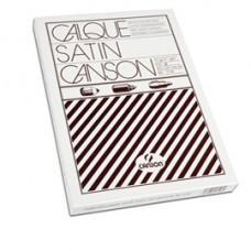 Carta lucida satinata per disegno manuale - A4 - 100 fogli - 90/95gr - per fotocopie/stampe laser - Canson