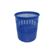 Cestino gettacarte - traforato - 12 lt - blu - Arda