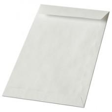 Busta a sacco bianca - lembo non gommato - 80x120 mm - 50 gr - Blasetti - conf. 2000 pezzi