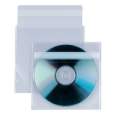 Buste a sacco Insert CD AR - patella autoadesiva di chiusura - PPL - 125x120 mm - Sei Rota - conf. 25 pezzi