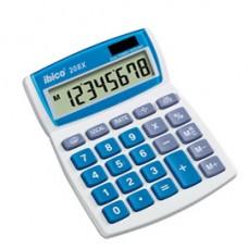 Calcolatrice da tavolo 208X - 8 cifre - bianco - Ibico