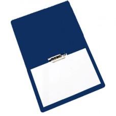 Raccoglitore Presspan - con pressino lilliput - 26x33 cm - blu - Cartotecnica del Garda