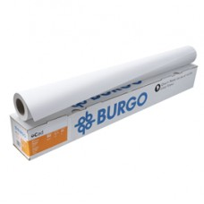 Carta Cad Eco 80 - 914 mm x 50 mt - 80 gr - opaca - bianco - Burgo