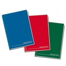 Registro cartonato - 5mm - 210 x 297mm - 96 fogli - Blasetti