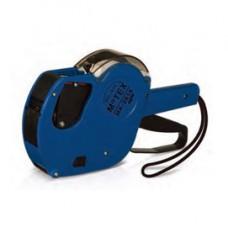Prezzatrice 2616 - 2 bande numeriche - 10 colonne - ABS - blu - Motex