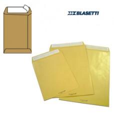 Busta a sacco avana - serie Monodex - strip adesivo - 230x330 mm - 100 gr - Blasetti - conf. 500 pezzi
