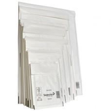 Busta imbottita Mail Lite  - formato E (22x26 cm) - bianco - Sealed Air  - conf. 10 pezzi