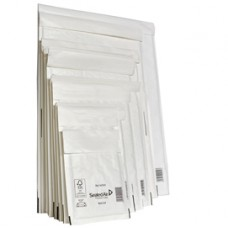 Busta imbottita Mail Lite  - formato J (30x44 cm) - bianco - Sealed Air  - conf. 10 pezzi