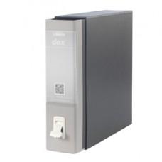 Registratore Dox 1 - dorso 8 cm - commerciale 23x29,7 cm - grigio chiaro - Esselte