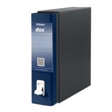 Registratore Dox 1 - dorso 8 cm - commerciale 23x29,7 cm - blu - Esselte