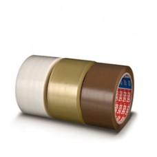 Nastro adesivo - PVC - 75 mm x 66 mt - color avana - Tesa