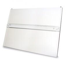 Tavola parallelografo - 50x73cm - con leggio - riga 70cm - Arda