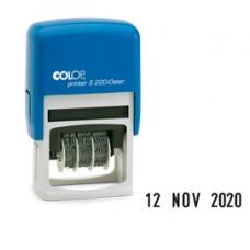 Timbro Datario Printer S 220 Dater - 4 mm - autoinchiostrante - Colop
