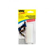 Colla termofusibile - diametro 7mm - 60gr - per bassa temperatura - Uhu