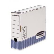 Scatola archivio Bankers Box System - A4 - 26x31,5 cm -  dorso 8 cm - Fellowes