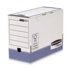 Scatola archivio Bankers Box System - A4 - 26x31,5 cm - dorso 15 cm - Fellowes