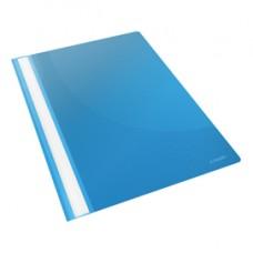 Cartellina ad aghi Report File - con fermafogli - PPL - 21x29,7 cm - azzurro - Esselte
