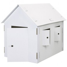Modello Casa XXL - 120x80x110cm- in cartone - Joypac