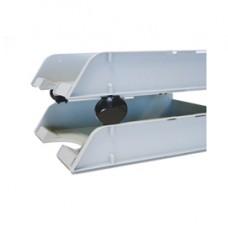 Distanziali neri per vaschette portacorrispondenza TR25310 - Arda - set da 4 pezzi