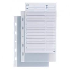 Intercalare completo Telex 4 - 15 x 21cm - Sei Rota - conf. 10 pezzi