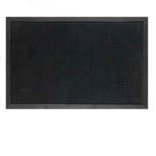 Tappeto Roller - gomma - 46x70 cm - nero - Velcoc