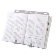 Leggio Booklift - formati A4/A3 - silver - Fellowes