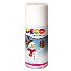 Bombola spray - 150ml - neve - DECO