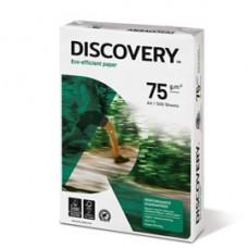 Carta Discovery 75 - A3 - 75 gr - bianco - conf. 500 fogli