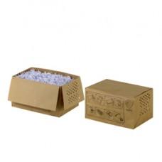 Sacchi per distruggidocumenti - fino a 26 L - carta riciclabile - Rexel - conf. 20 pezzi