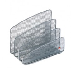 Sparticarte Mesh - rete metallica - 14,5x18x9 cm - argento - Alba