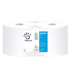 Bobina asciugatutto Special - 2 veli - microgoffrata - 18 gr - diametro 25 cm - 25,7 cm x 191 mt - bianco - Papernet