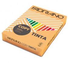 Carta Copy Tinta - A3 - 80 gr - colore tenue albicocca - Fabriano - conf. 250 fogli