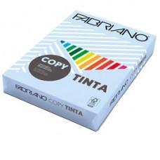 Carta Copy Tinta - A3 - 160 gr - colori tenui celeste - Fabriano - conf. 125 fogli