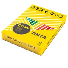 Carta Copy Tinta - A3 - 160 gr - colori tenui cedro - Fabriano - conf. 125 fogli