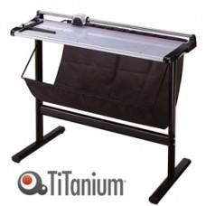 Taglierina a lama rotante 3021 - con stand - 960 mm (A1) - Titanium
