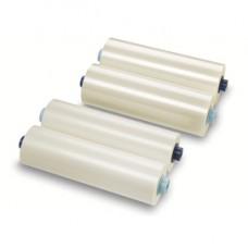 Pellicola gloss Nap2 per plastificazione - 330 mm x 76 mt - 75 micron - GBC - conf. 2 bobine