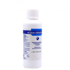 Acqua ossigenata - 250 ml - PVS