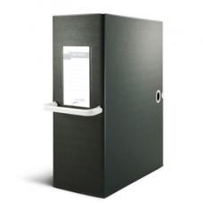 Scatola archivio Big Next - dorso 16 cm - 25x35 cm - nero/bianco - Sei Rota