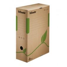 Scatola archivio EcoBox - dorso 10 cm - 32,7x23,3 cm - Esselte